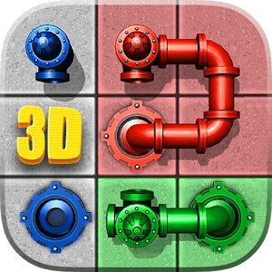 Plumber Bob: Pipes Flow 3D - Plumber Bob: Pipes 3D