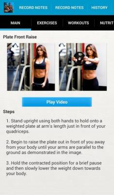 Ultra Fitness - Ultra Fitness: Workout