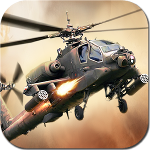 GUNSHIP BATTLE : Helicopter 3D - ВЕРТОЛЕТ БИТВА : 3D полет