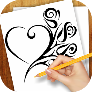 Learn To Draw Tattoo Designs