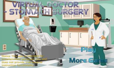 Virtual Doctor-Stomach Surgery