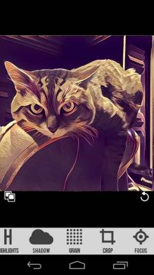 Art filters for Prisma