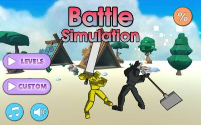 Accurate Battle Simulation