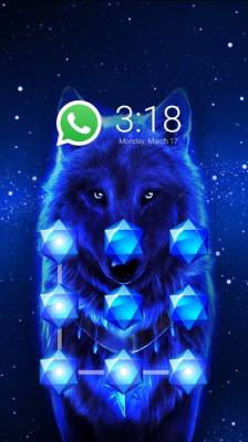 Wolf CM Security Theme