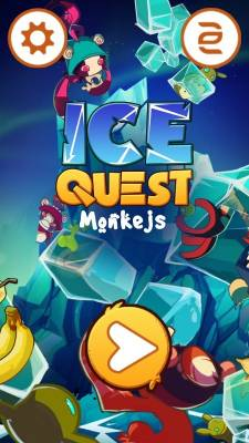 Monkejs: Ice Quest