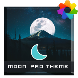 Moon Pro Theme For Xperia