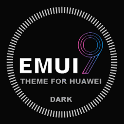 Black Emui 9.1 Theme for Huawei