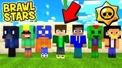 Brawl BS stars Mod & Skins For mcpe