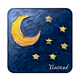 Vincent Icon Pack